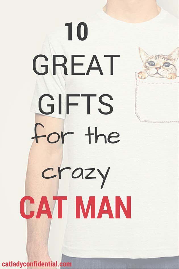 There are gifts for the cat man in your life, too! | The Secret Life of Pets | In Theaters July 8