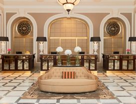 Hotel Maria Cristina, a Luxury Collection Hotel, San Sebastian - Lobby