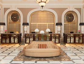 Hotel Maria Cristina, a Luxury Collection Hotel, San Sebastian - Lobby