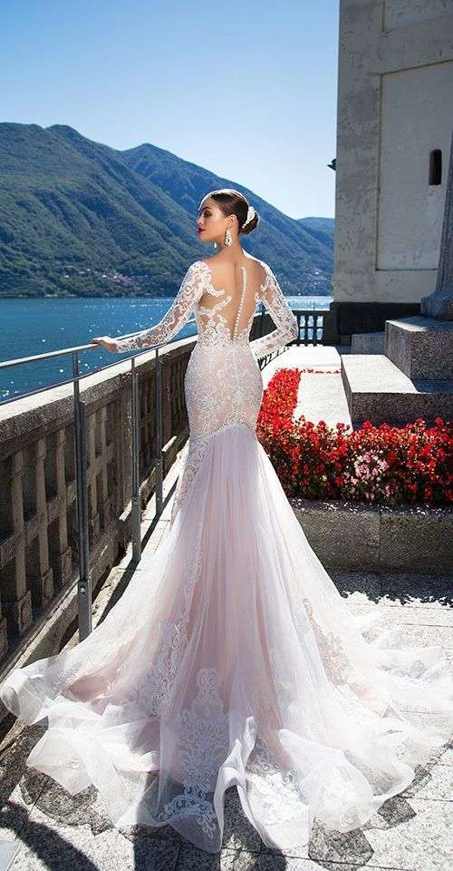 Milla Nova Bridal 2017 Wedding Dresses ariana3 / http://www.deerpearlflowers.com/milla-nova-2017-wedding-dresses/8/