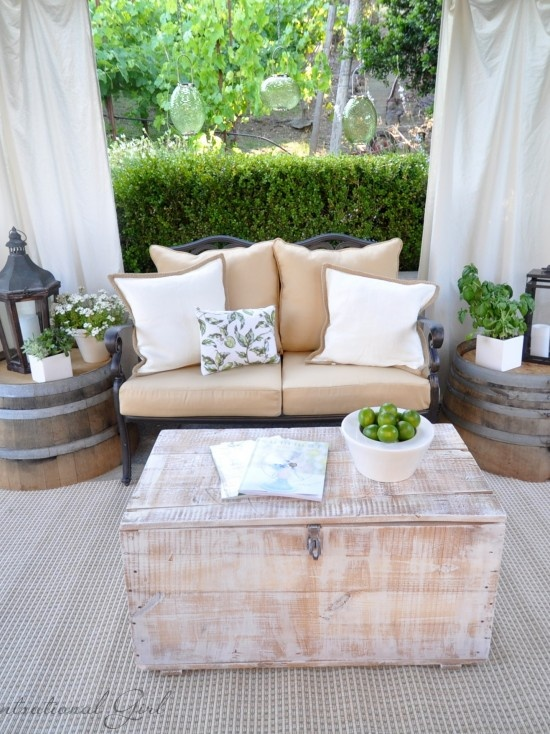 Whiskey Barrel Design, Pictures, Remodel, Decor and Ideas - page 2