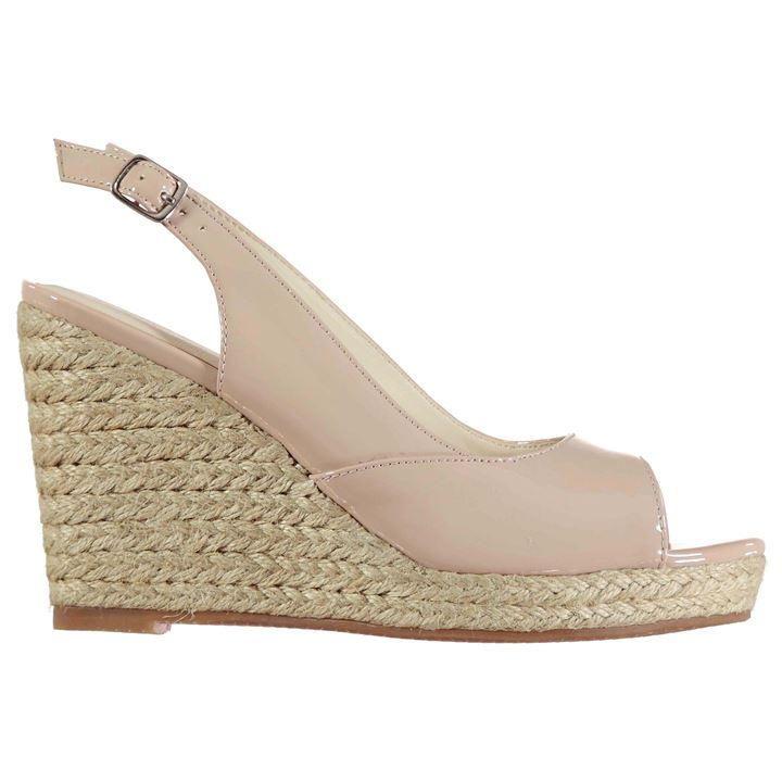Miso   Miso Blake Ladies Wedge Sandals   Ladies Sandals and Flip Flops