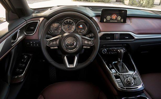 2016 Mazda CX9: Specs, Equipment