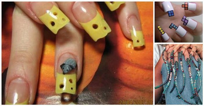 16 Manicure Fails That Totally Didn't Nail It | Diply