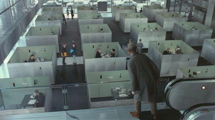 Galería de Los desaciertos de la arquitectura moderna según el cineasta Jacques Tati - 3