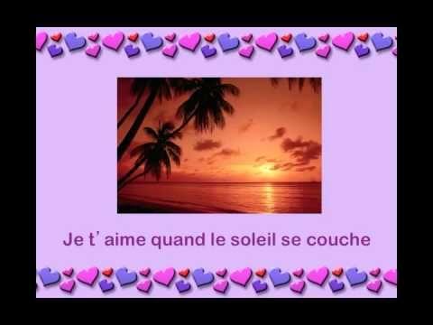 Je t'aime beaucoup, Jacquot - YouTube