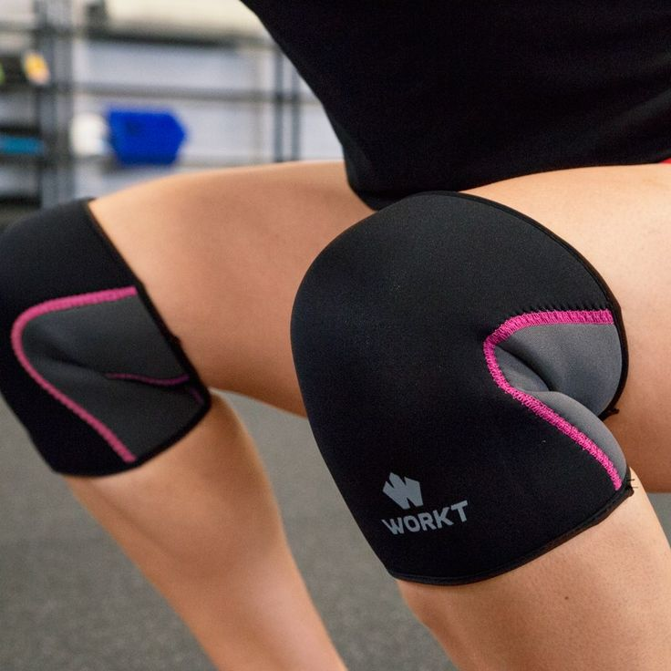 Workt Knee Sleeves are scientifically designed for optimal compression and support. Get your knee support from Rogue Fitness!