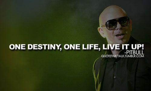 Pitbull Rapper Quotes. QuotesGram