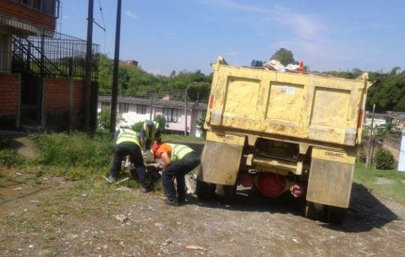 Alcaldía de Dosquebradas recolectó 8 toneladas de residuos especiales en el…
