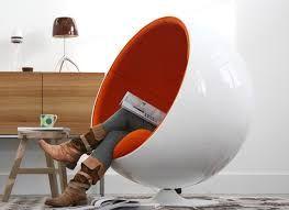 Eero Aarnio, Ball Chair (produced By Adelta)