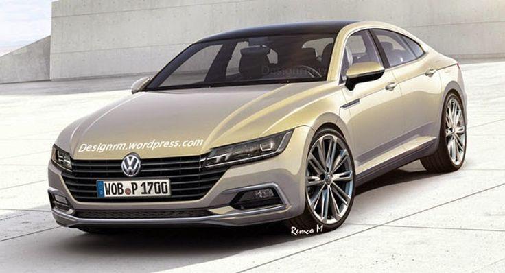 Volkswagen Cc 2017 Los Mejores Autos