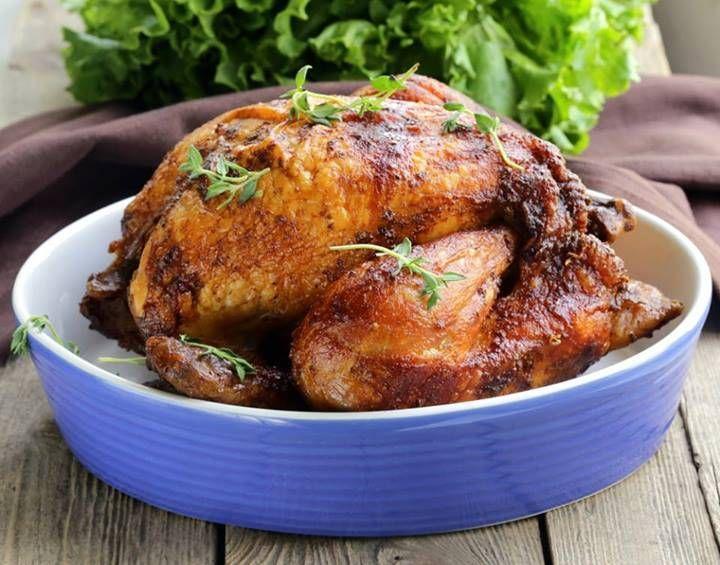 Sunday Roasted Chicken