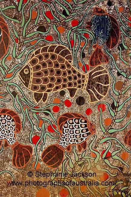 australian aboriginal art | Photo of Australian Aboriginal Art - Picture of Traditional Painting