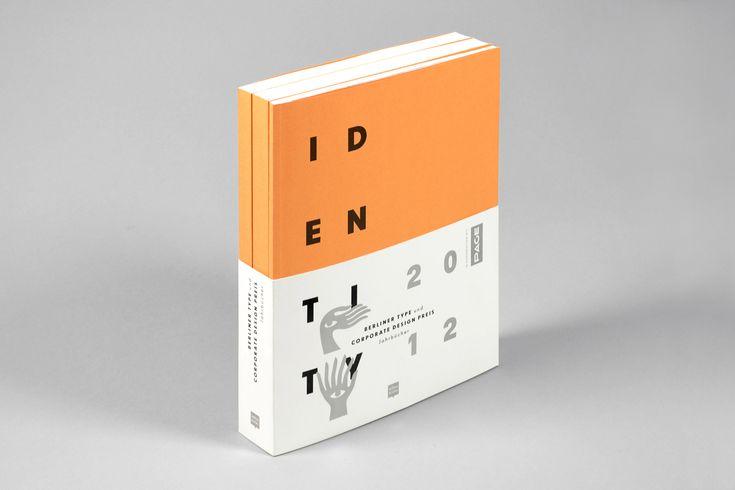 Berliner Type und Corporate Design Preis Jahrbücher 2012