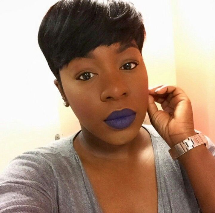 Gorgeous  (Matte Royale on the lippie by MAC)