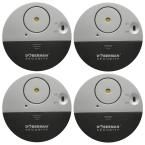 Doberman Security Ultra-Slim Window Alarm (4-Pack)