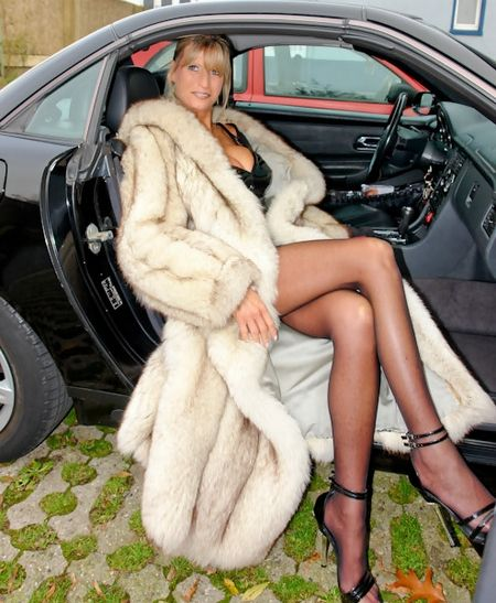And have ebony milf in coat sorry