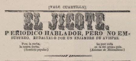AGUSTIN SANCHEZ GONZALEZ: 1. Posada en el periodismo. El Jicote (2a. parte)