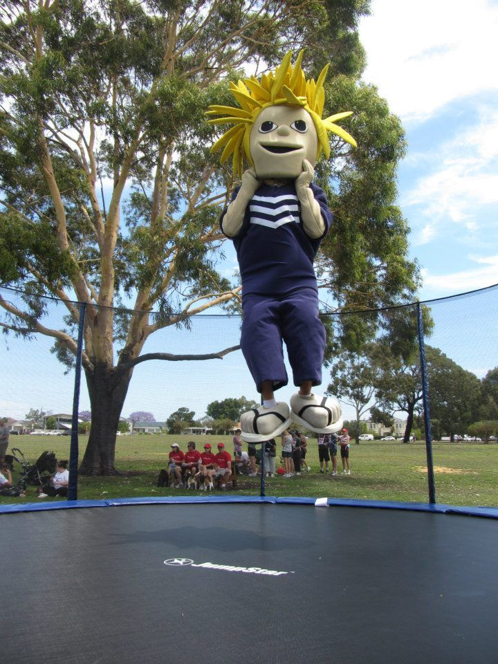 We <3 Johnny Docker!!! What a super cool Jump Star he was!  www.jumpstar.com.au