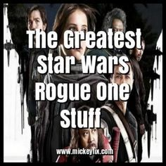 Star Wars Rogue One Gift Guide!