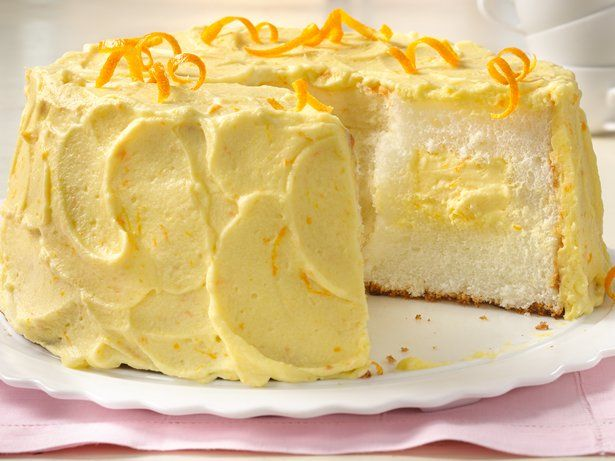 66 best angel food cake images on pinterest angel food cake angel orange cream angel food cake forumfinder Gallery