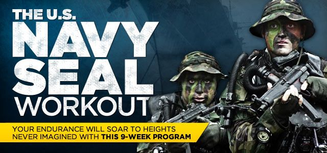 Bodybuilding.com - THE U.S. Navy SEAL Workout!