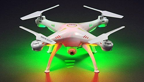 Hero RC introduces its latest amazing remote control Hero RC XQ6 Quadcopter with headless mode. The built in 6-axis system allows the quadcopter to be hand launched and stability and agility is achiev...