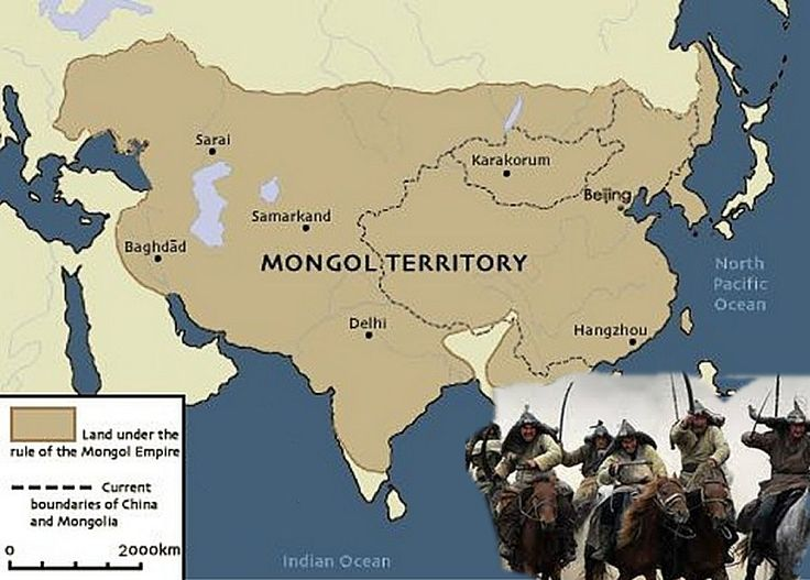 roman empire vs mongolian empire Would the mongols be able to fight to and capture the city of rome itself.