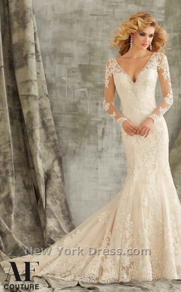 Angelina Faccenda 1350 Dress - NewYorkDress.com $1,500