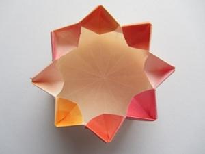 Origami octagonal