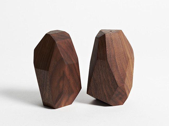 Salt + Pepper Shakers by Reed Wilson Design