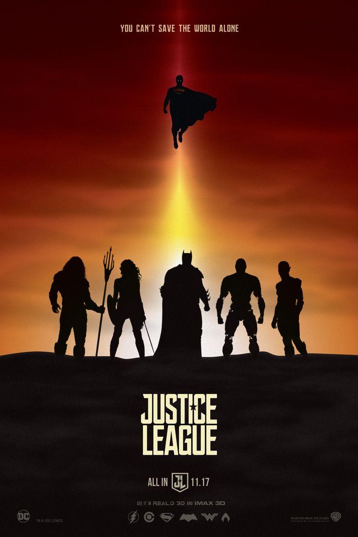 Justice League (2017) [1039 x 1559]
