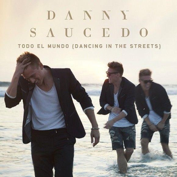 Swedish pop star Danny Saucedo - recent single