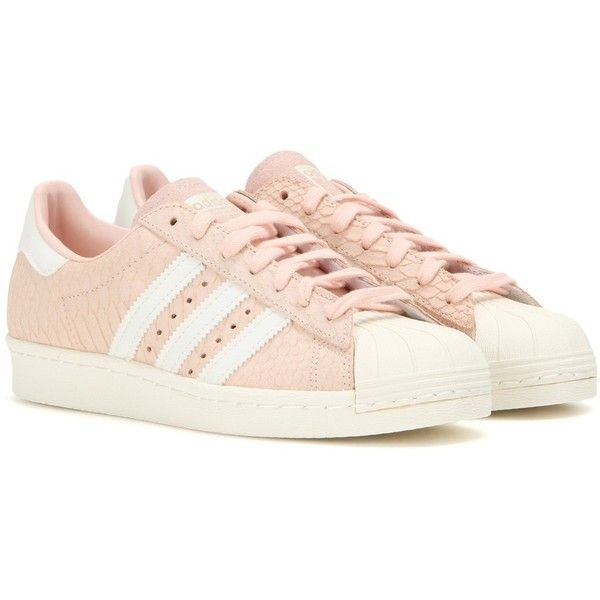 bf38f6a3b74 ... low price adidas superstar 80s embossed suede sneakers 130 liked on  polyvore featuring shoes 5c78c 911ef