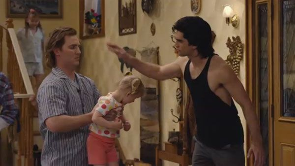 'John Stamos' Bashes Olsen Twins In First Clip From 'Unauthorized Full HouseStory'