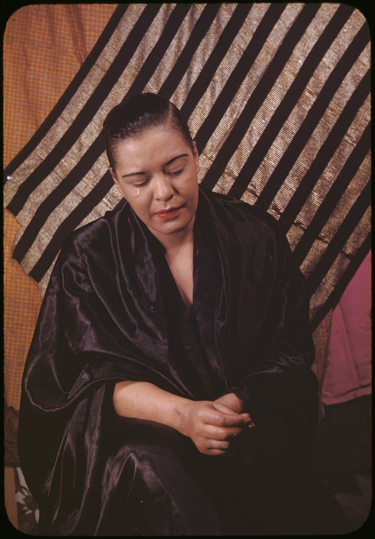 Billie Holiday by Carl Van Vechten (1949) - Veja também…
