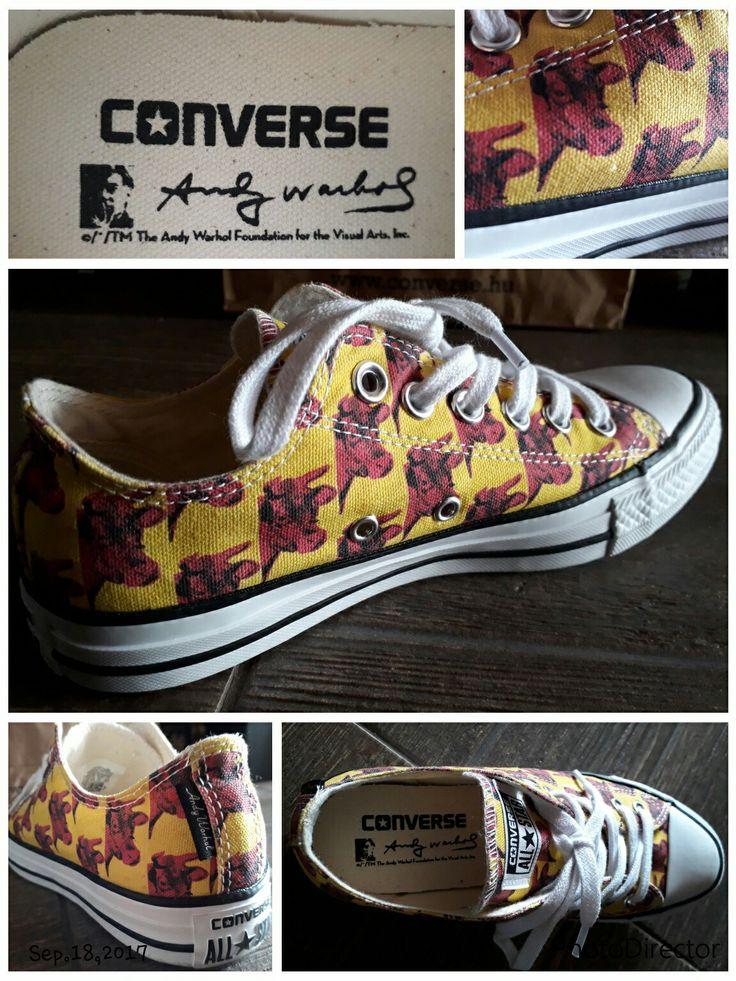 Converse  Andy Warhol