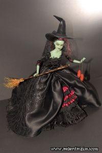 Barbie OOAK UNICA154 - Scheda