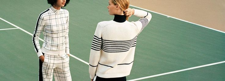 The Modern Tracksuit - Designer Tracksuits and Activewear from Tory Sport by Tory Burch | Tory Sport