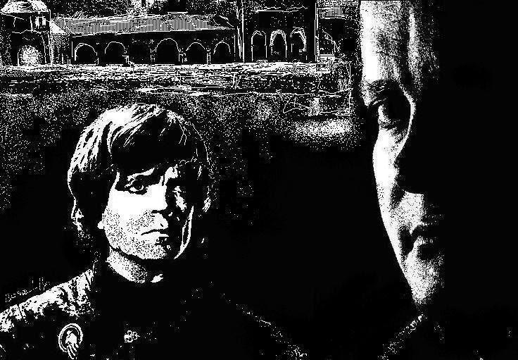 István Bauer - Romkerti találkozó Tyrion Lannisterrel...