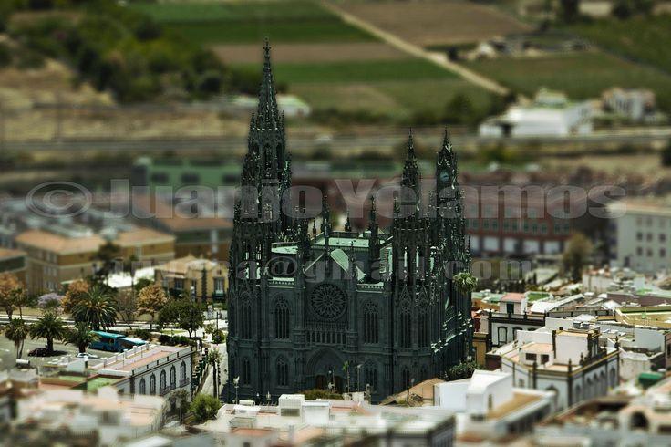 https://flic.kr/p/HNAdpi | Mini Iglesia de Arucas