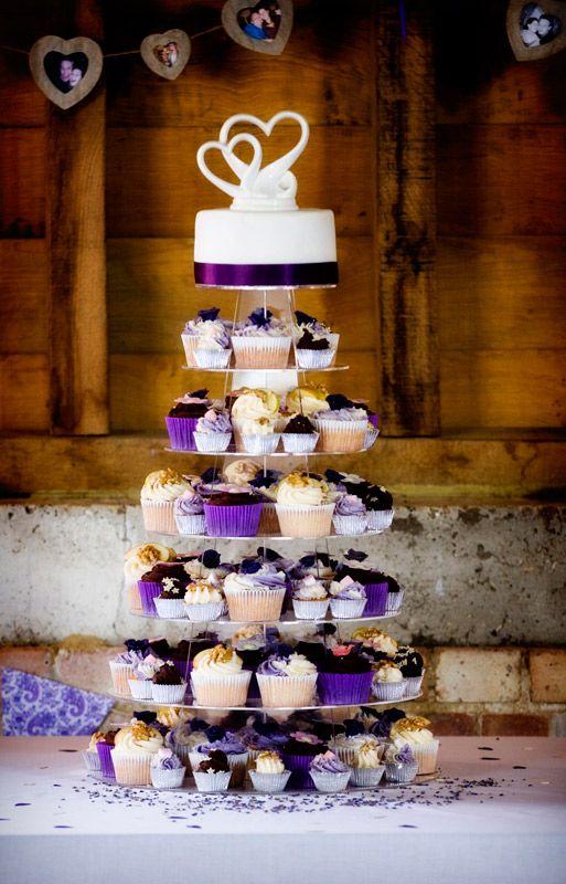 Für mich die ultimative Hochzeitstorte - Cake+Cupcakes