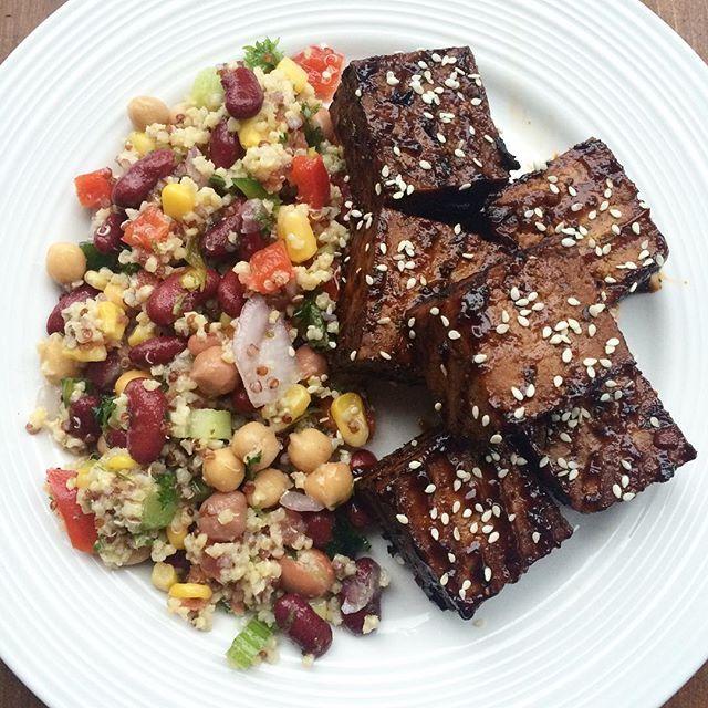les 25 meilleures idées de la catégorie marinade de tofu sur
