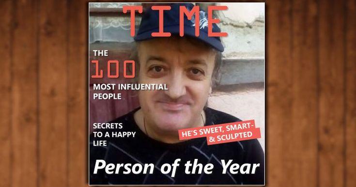 Cum ai arăta pe coperta unei reviste?