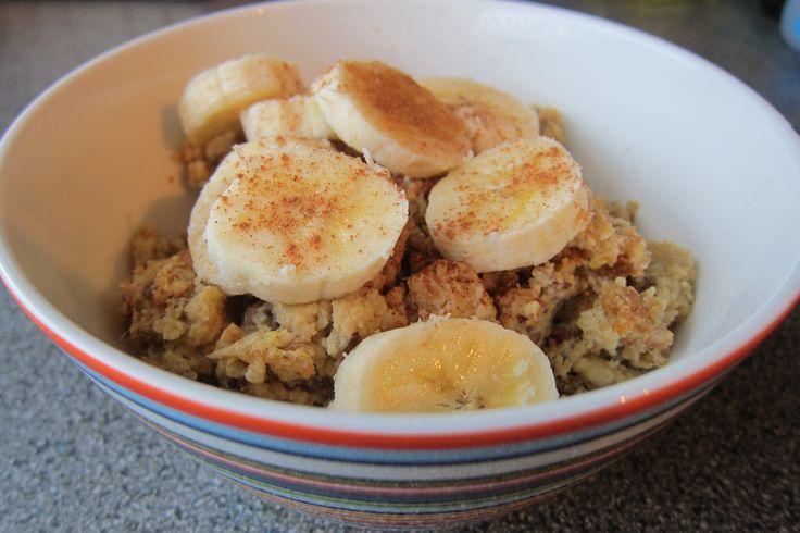 Paleo ontbijt porridge
