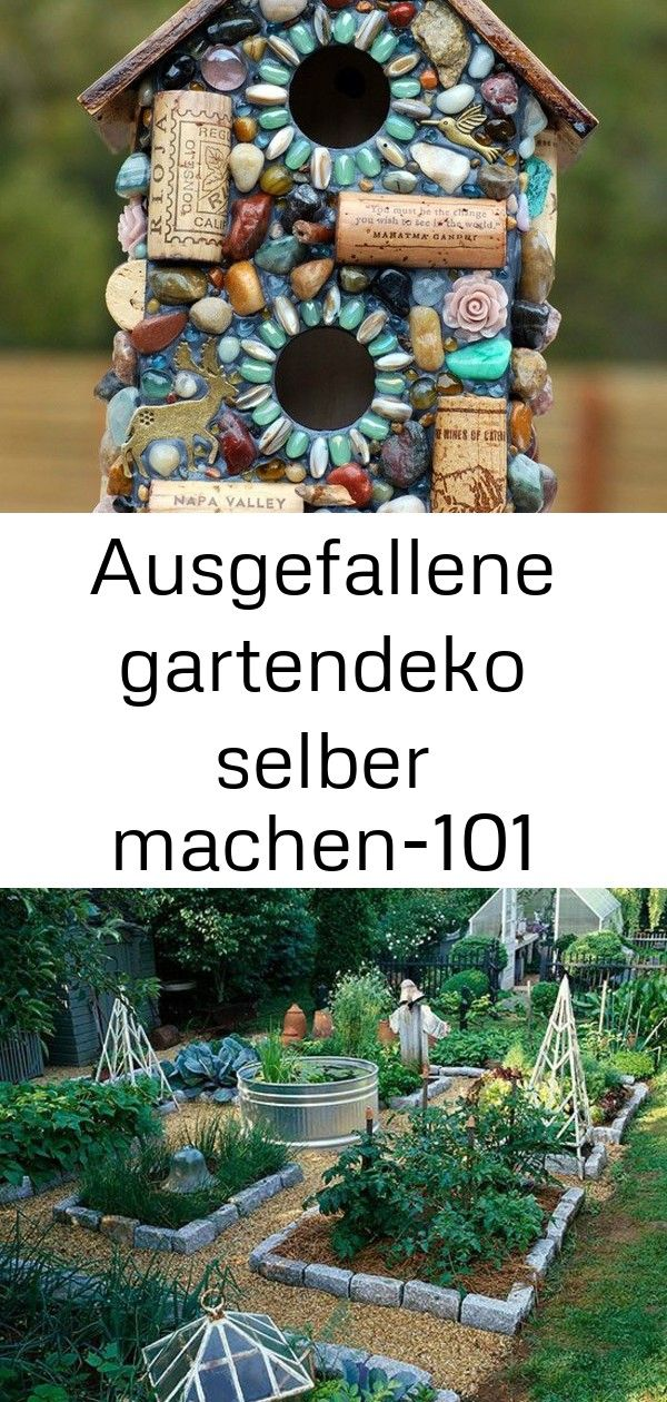 Ausgefallene Gartendeko Selber Machen 101 Beispiele Und Upcycling Ideen 45 Gartendeko Selber Machen Selber Machen Upcycling Garten Deko