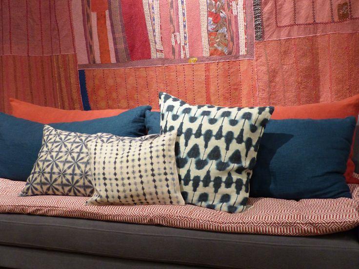 les 25 meilleures id es de la cat gorie rideaux tie dye sur pinterest rideaux ombre tutoriel. Black Bedroom Furniture Sets. Home Design Ideas
