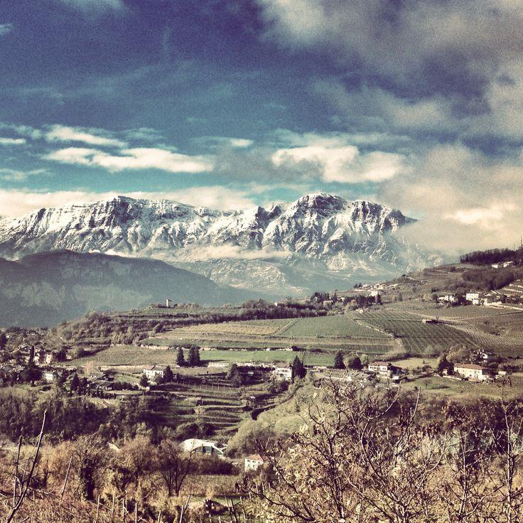 #trento, #trentino, #dolomiti: un luogo che stupisce ed emoziona! Www.escursionintrentino.it
