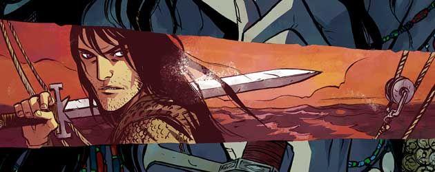 Conan el Bárbaro, #1-6.