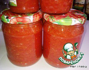 Соус итальянский - кулинарный рецепт